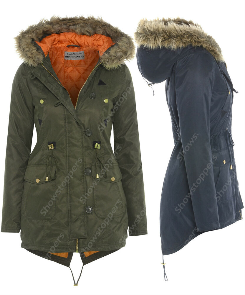 Womens coats with hoods