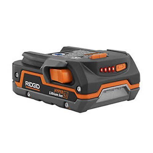 hom 130383025 ridgid 18v li ion 1 5ah battery pack r8408 r86006 r250af18 ebay. Black Bedroom Furniture Sets. Home Design Ideas