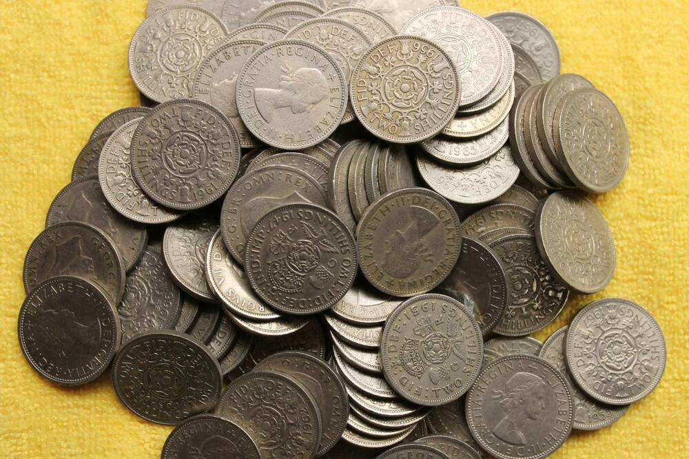 how to sell old coins uk