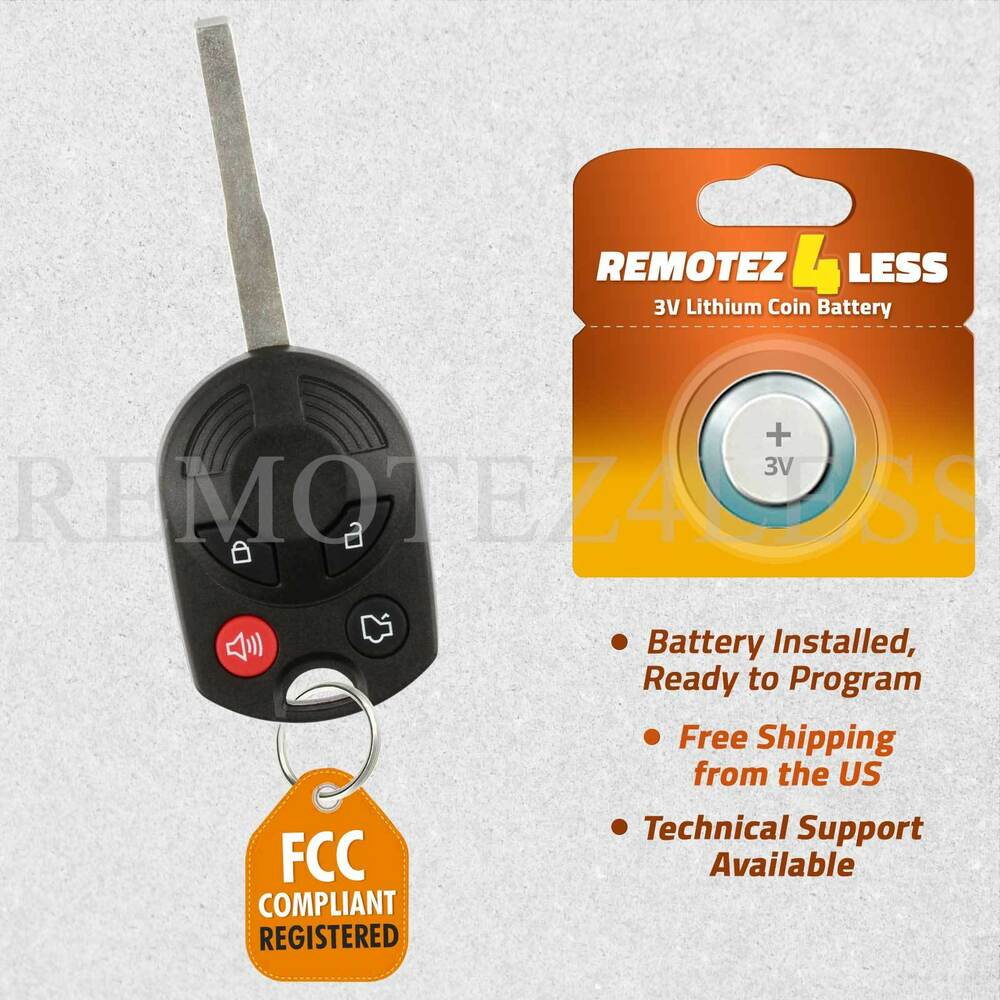 how to change a keyless remote battery