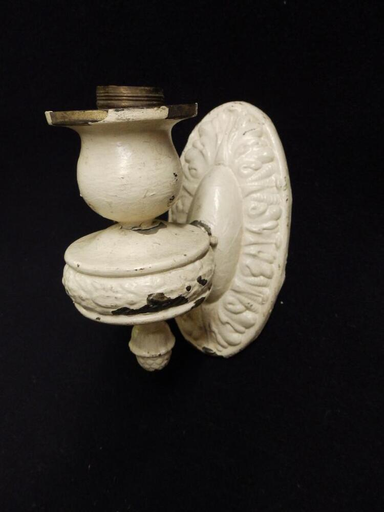 Vintage Brass Sconce Wall Light Fixture Decorative Antique