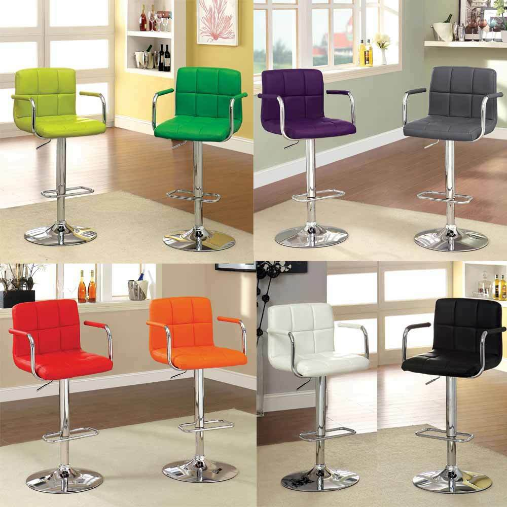 Corfu Occasion Swivel Bar Stool Barstool Chair Armrest