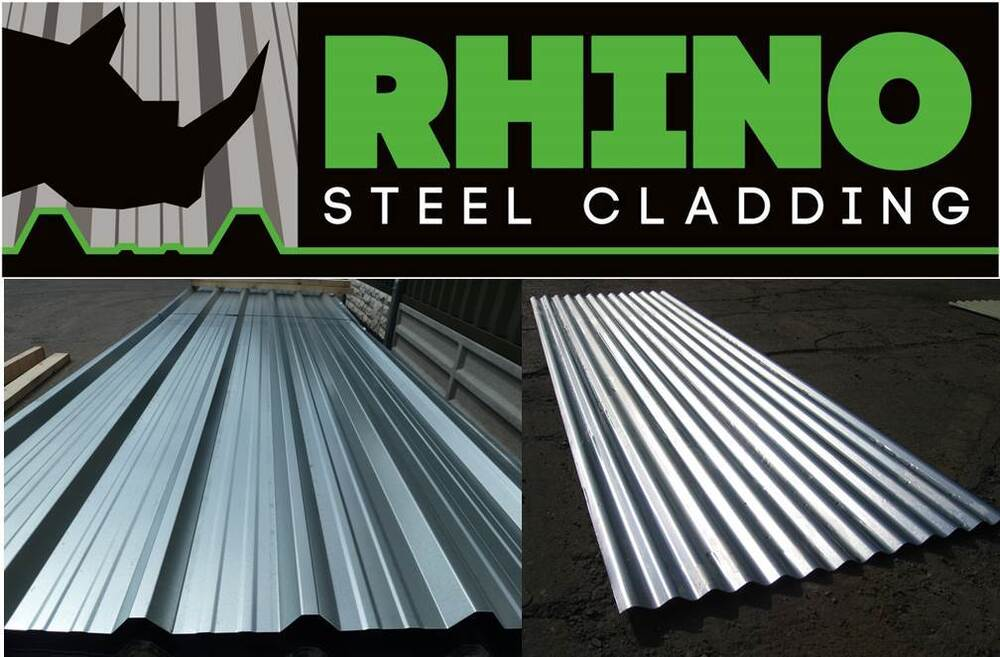 Box Profile Amp Corrugated Roofing Sheets Galvanised Steel