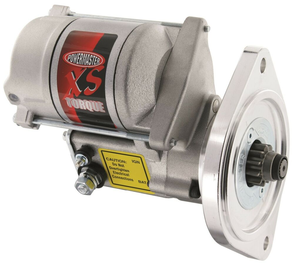 Powermaster 9504 XS Torque Starter For Ford 289-302-351 W