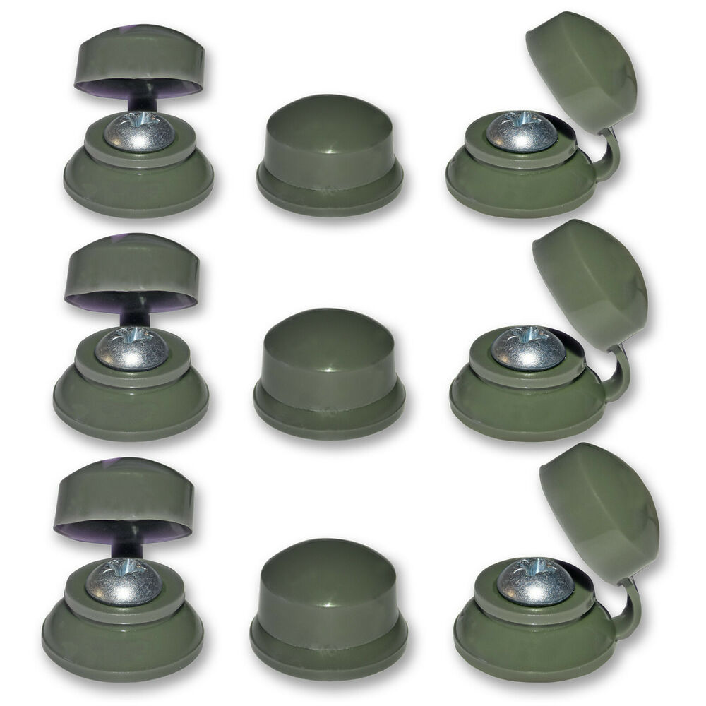 olive green corrugated roofing plastic screw cover caps. Black Bedroom Furniture Sets. Home Design Ideas