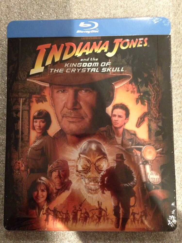 🔥 Indiana Jones and the Kingdom of the Crystal Skull