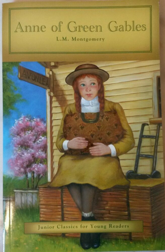 Anne of Green Gables - Book Series In Order