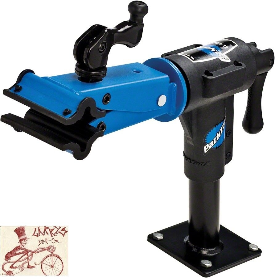 Park Tools Pcs 12 Home Mechanic Bench Mount Stand Bicycle