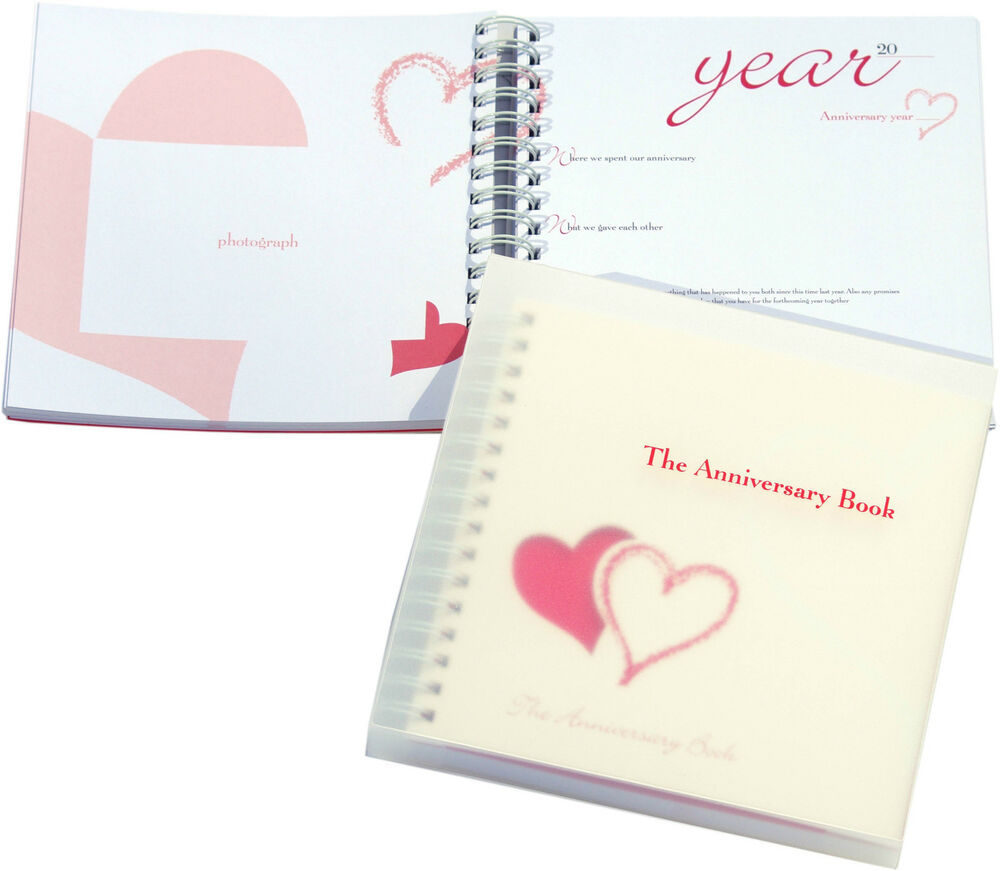 ... Book Perfect Wedding or 1st Anniversary Gift Present Unusual eBay