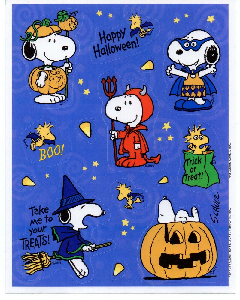 Snoopy Paper Crafts