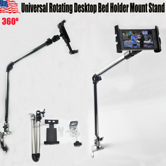 Universal Phone Holder for iPhone Long Arm Flexible Lazy