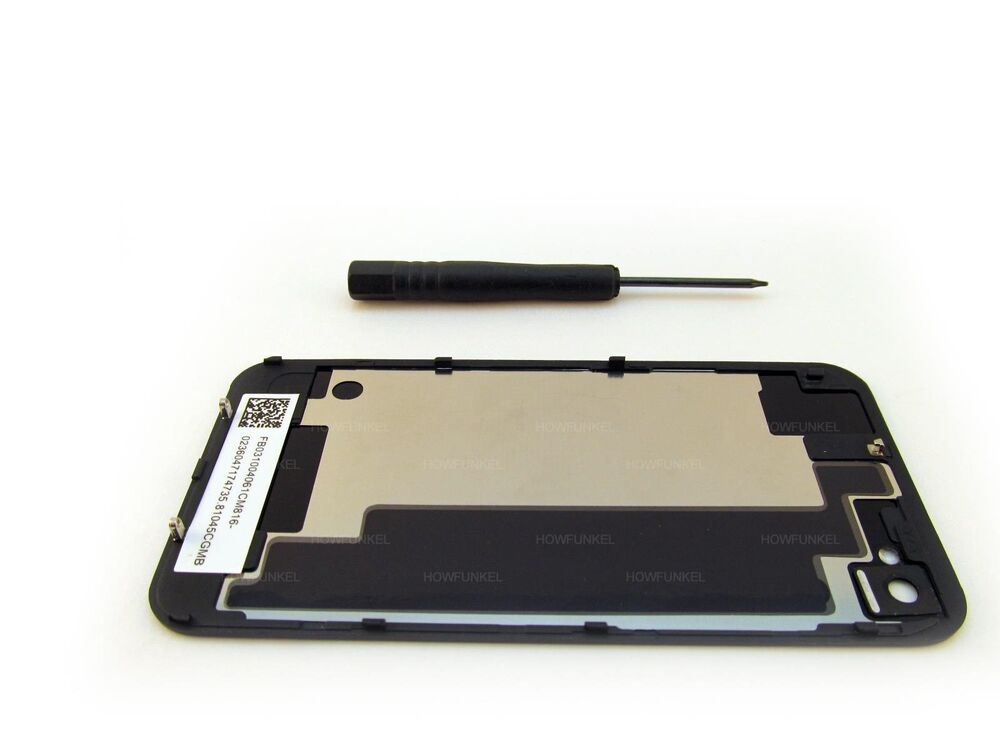 iphone 4s back glass replacement new replacement black iphone 4s a1387 back glass cover 3096