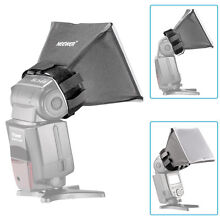 NEEWER Universal Flash Light Diffuser Softbox for Canon Nikon Sony DSLR