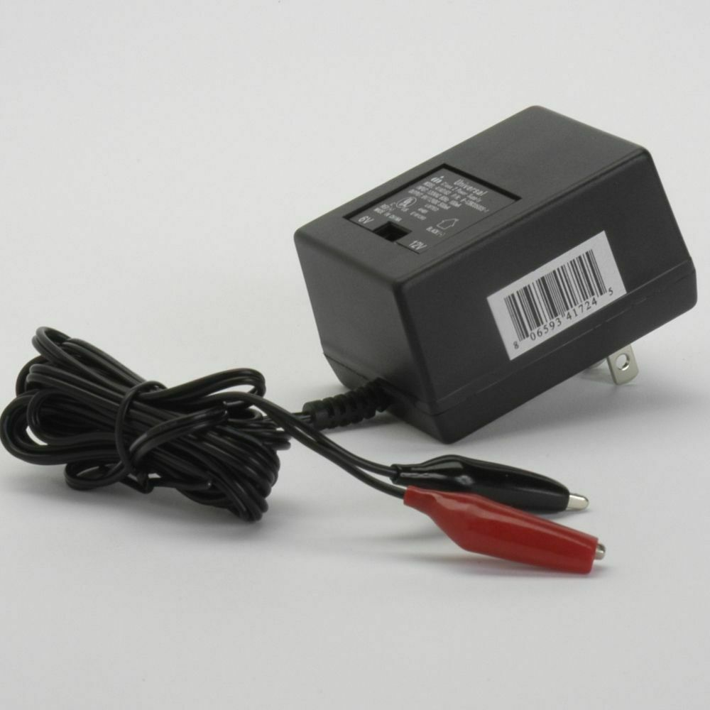 6v 12v 6 volt 12 volt sla battery charger switchable. Black Bedroom Furniture Sets. Home Design Ideas