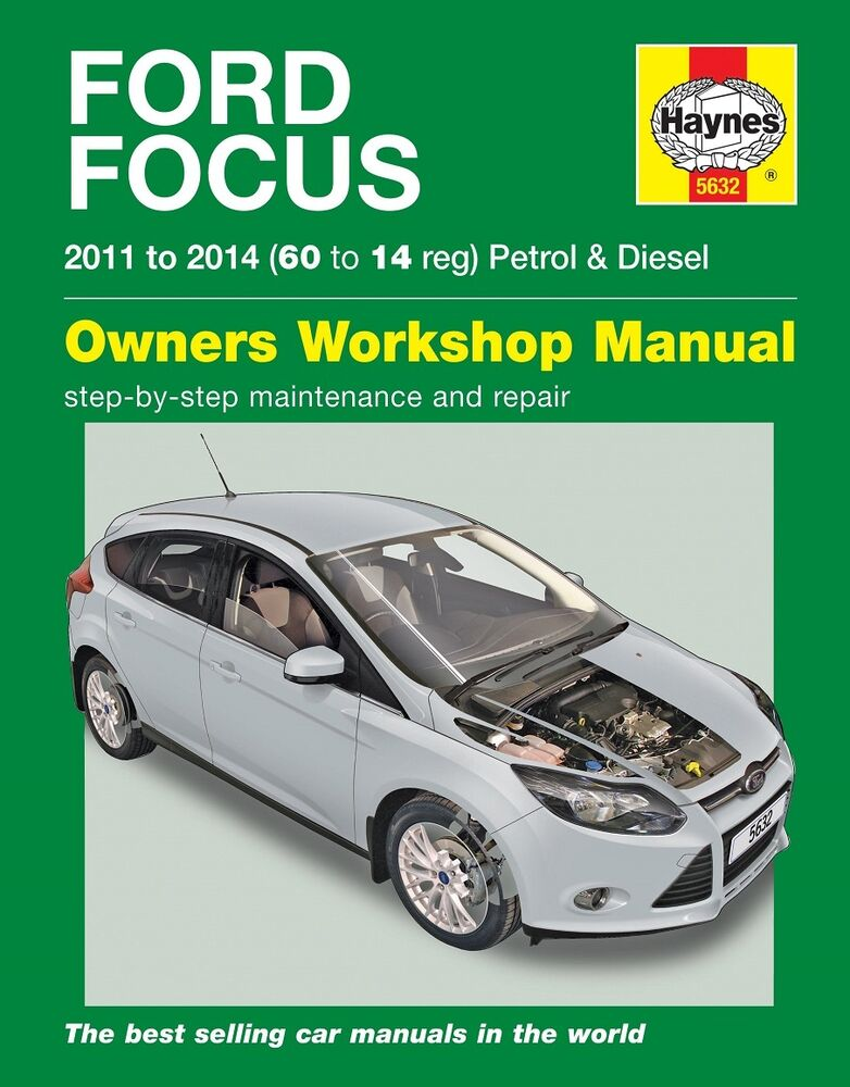 haynes manual 5632 ford focus 1 0 ecoboost 1 6 petrol   1 Ford Orion Ford Falcon