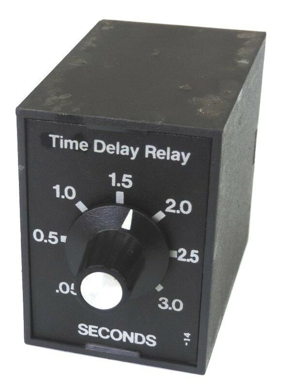 S L on Dayton Time Delay Solid State Relay