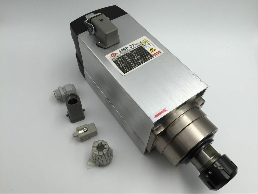 how to choose a cnc spindle