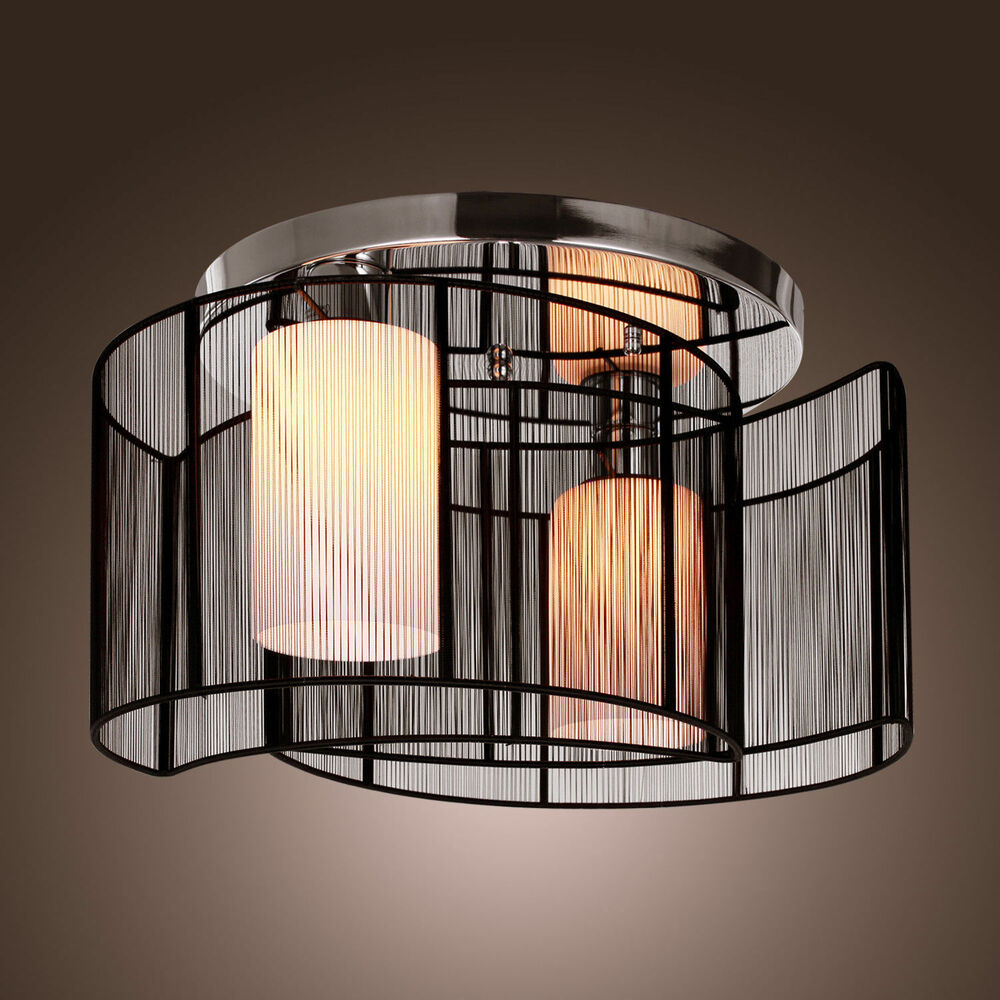 hallway dining living room ceiling light lamp chandelier flush mount