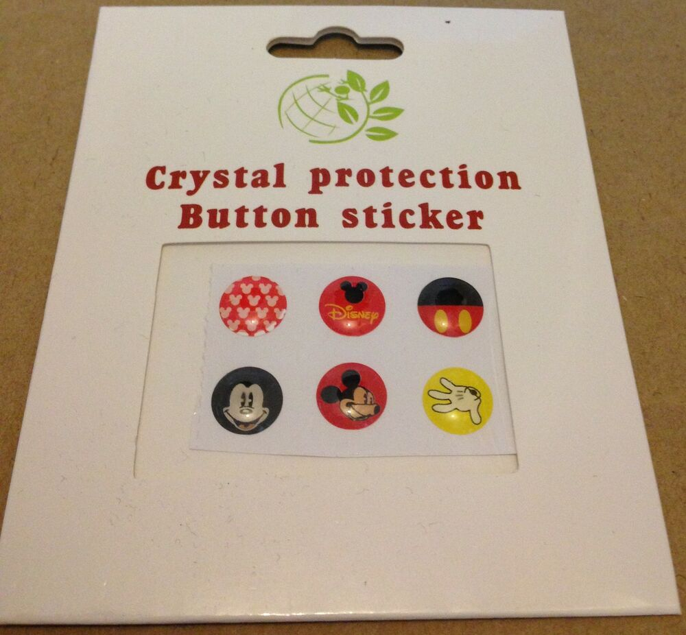 iphone 5c home button not working 6 glossy home button sticker for apple iphone 5 5c 4s 19313
