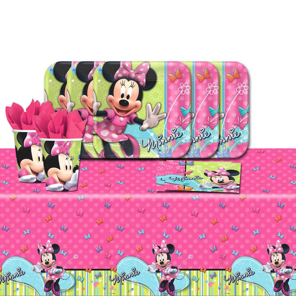 Disney Minnie Mouse Bowtique Children's Birthday Party