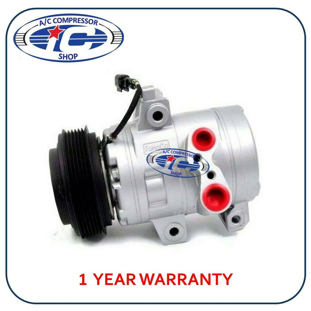 A C Compressor Fits Ford Focus 08 11 Transit Connect 10 12