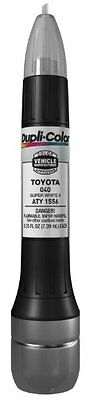 Duplicolor ATY1556 Super White II Toyota Scratch Fix Touch-Up Paint - 0.5 oz.