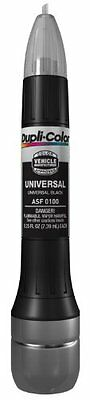 Duplicolor ASF0100 Universal Black Scratch Fix Touch-Up Paint - 0.5 oz.