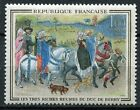STAMP / TIMBRE FRANCE NEUF LUXE ** N° 1457 ** TABLEAU ART / DUC DU BERRY
