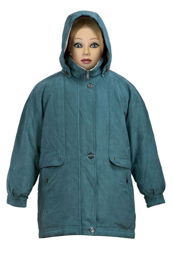 Forecaster Of Boston Teal Green Suede Water Repellent