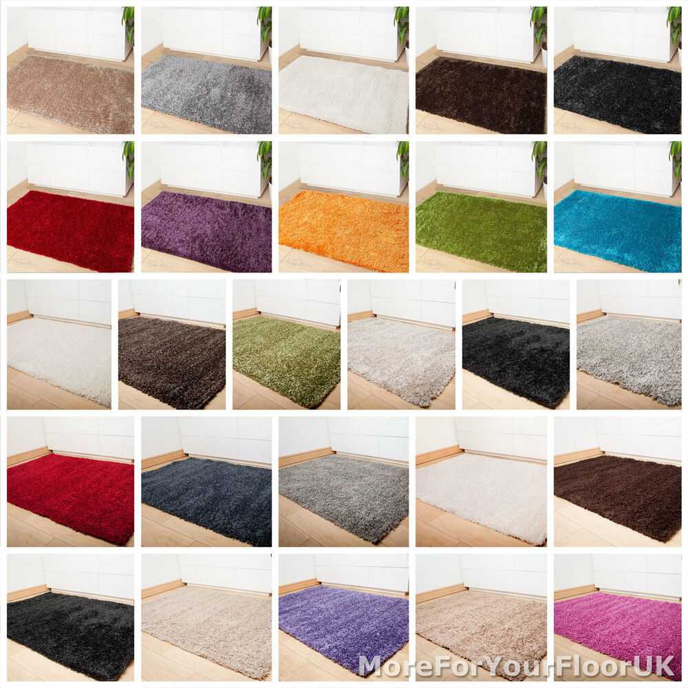 small bedroom rugs uk quality soft shaggy rugs cheap small medium thick pile 17197