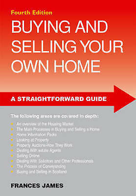 Buying And Selling Your Own Home Straightforward Guide