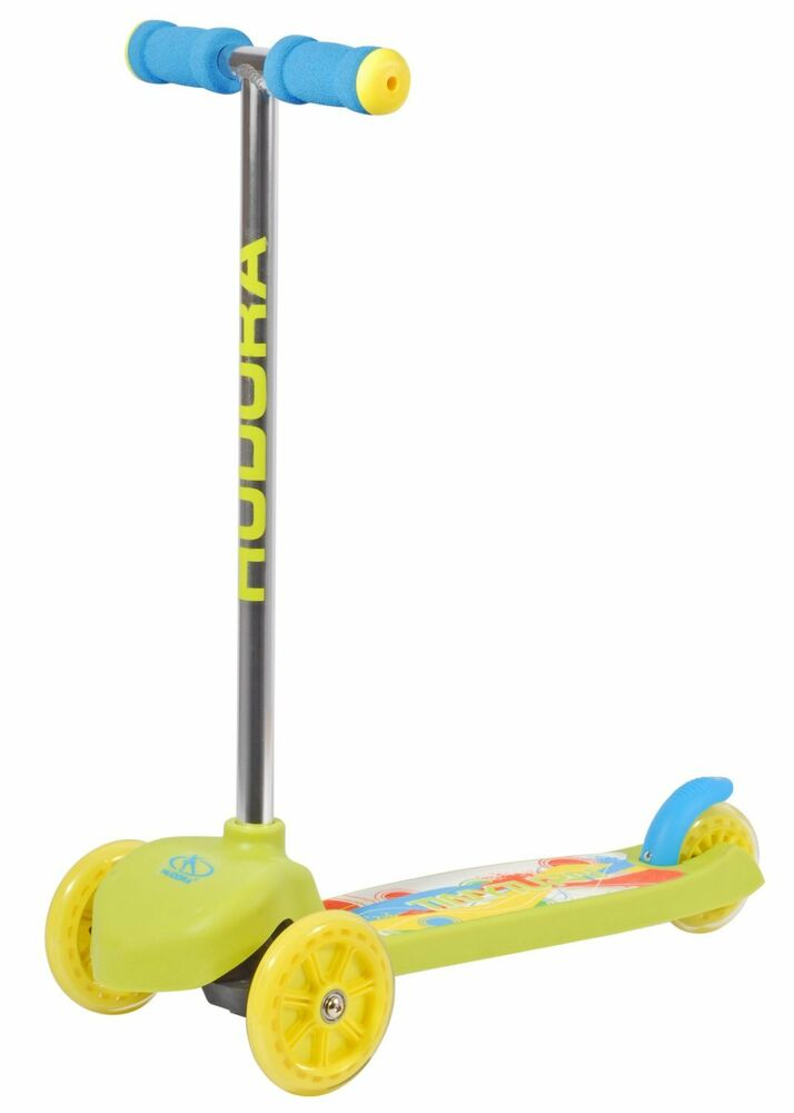 hudora kinderoller flitzkids kinder scooter roller. Black Bedroom Furniture Sets. Home Design Ideas