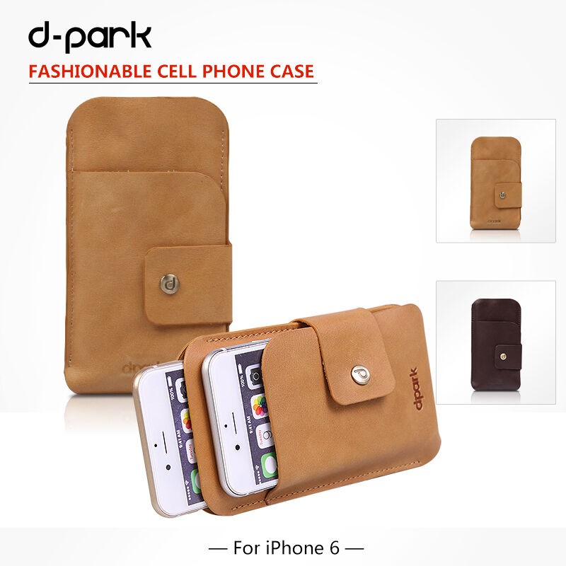phone cases iphone 6 dpark handmade genuine leather cover card holder for 2315