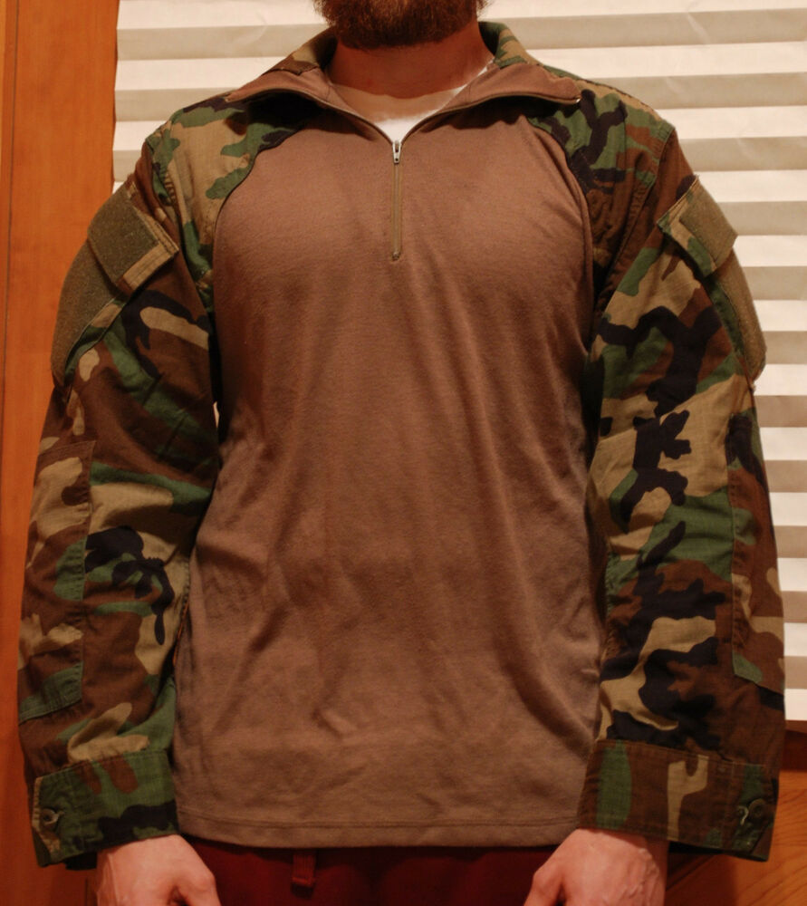 Custom marsoc style combat shirt made to order crye frog for Made to order shirts online