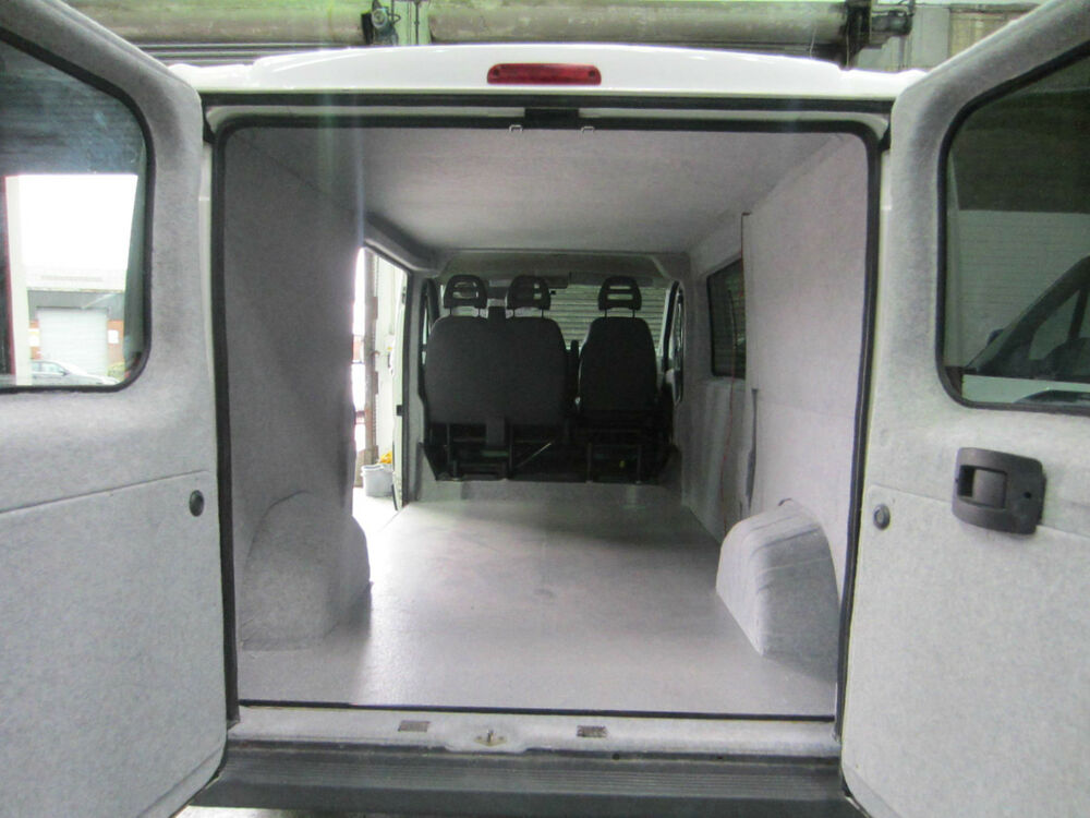 Interior Carpet Lining 4 Way Stretch Ideal For Vw T5
