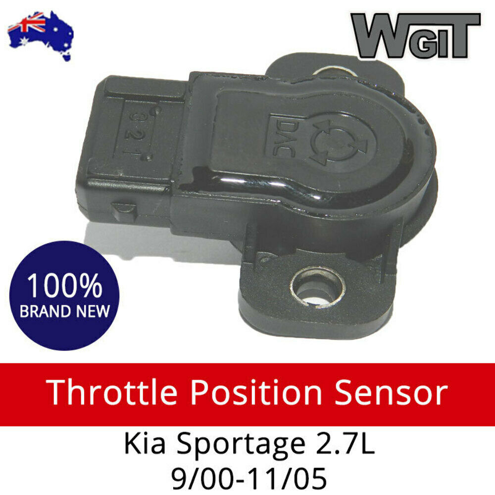 Throttle Position Sensor Toyota Hilux: Throttle Position Sensor For Kia Sportage 2.7L 9/00-11/05