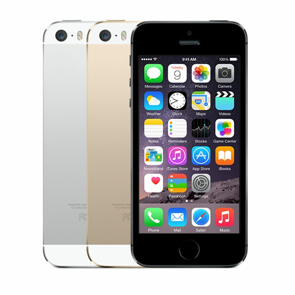 factory unlocked apple iphone 5s 16gb ios smartphone gsm. Black Bedroom Furniture Sets. Home Design Ideas