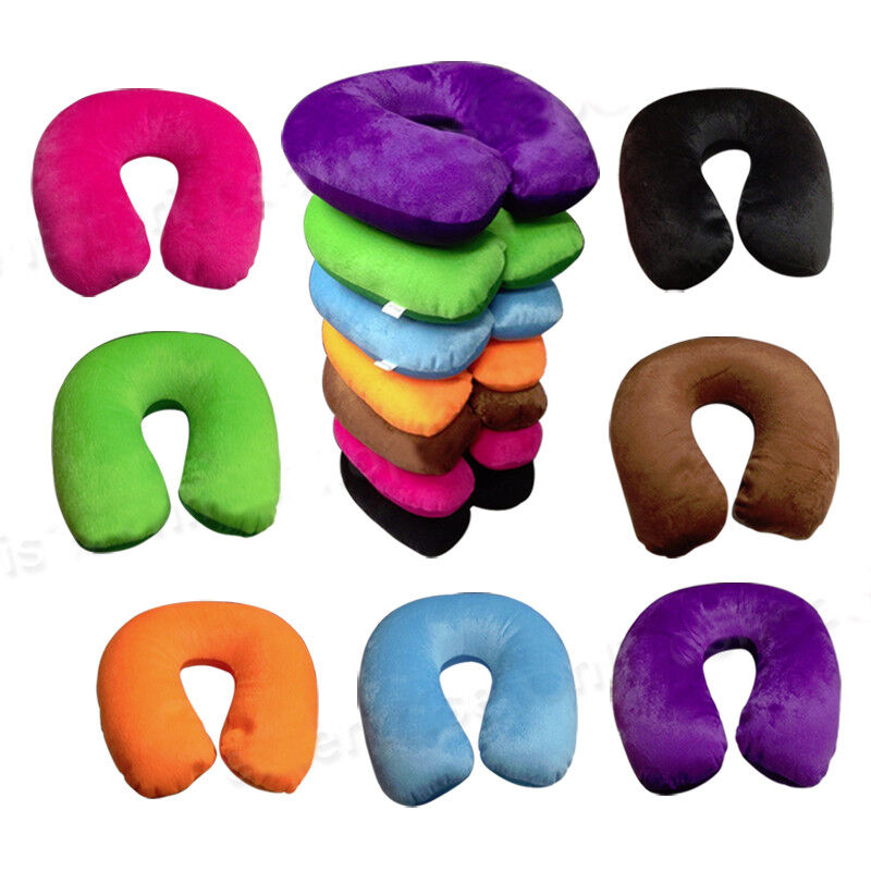 CUDDLE ME SOFT CUSHION NECK PILLOW RELAX TRAVEL MUSCLE SUPPORT MASSAGE THERAPY eBay