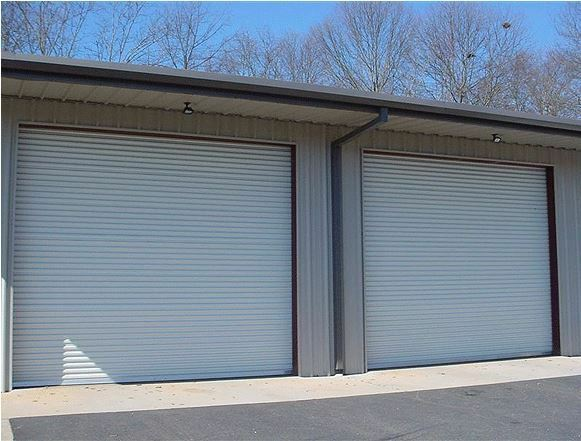 10x12 Commercial 2000 Series Roll Up Door By Dbci W