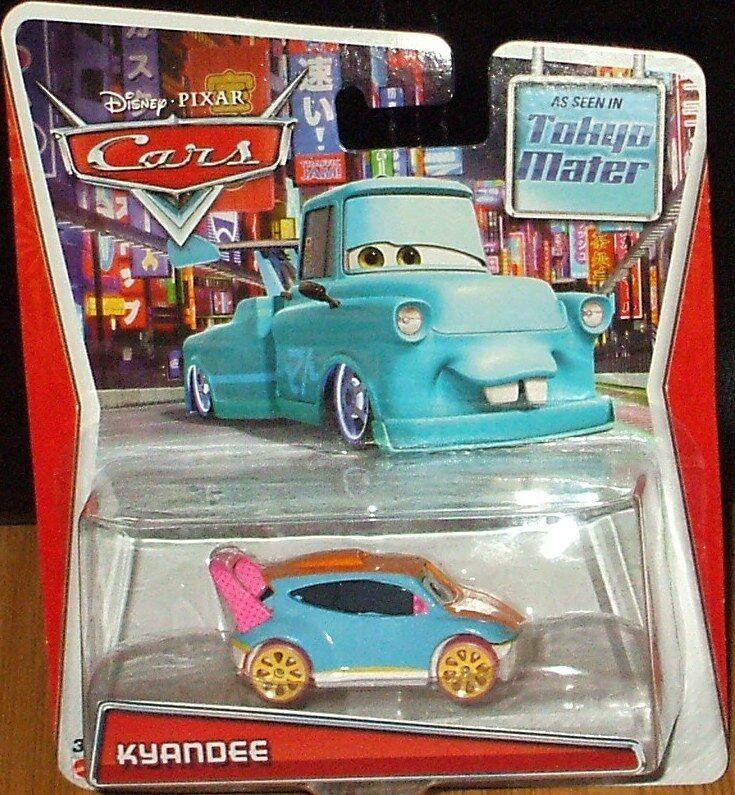 New Disney Pixar CARS