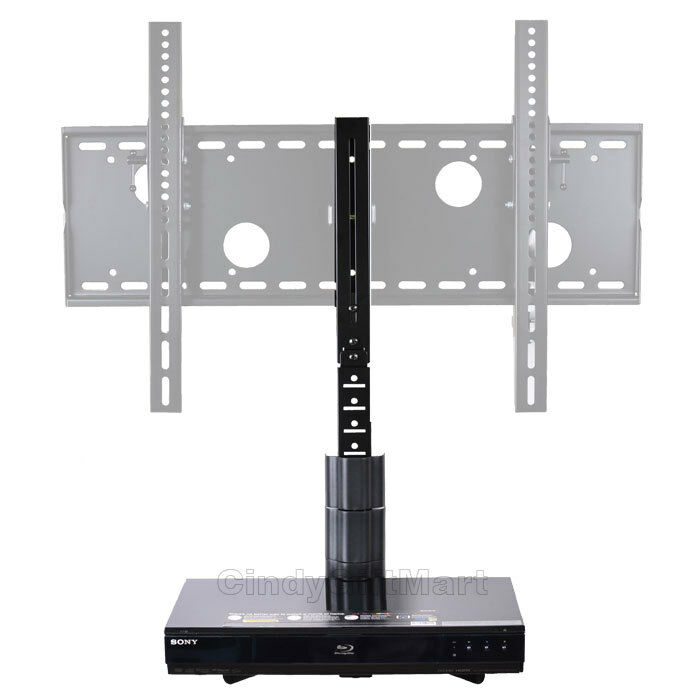 universal dvd wall mount for dvr vcr dds receiver cable. Black Bedroom Furniture Sets. Home Design Ideas
