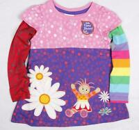 Upsy Daisy In The Night Garden Girls Long Top (18 Months-8 Years)