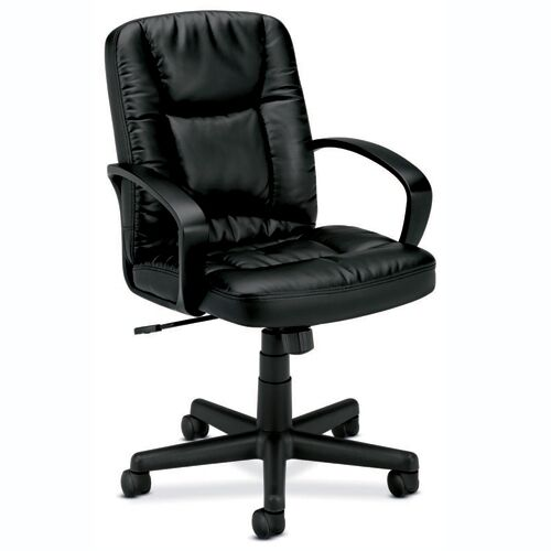 executive leather office chair ergonomic black ebay