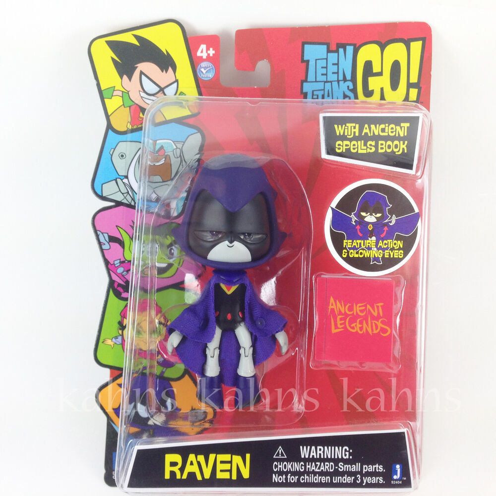 Teen Titans Raven Toy 19