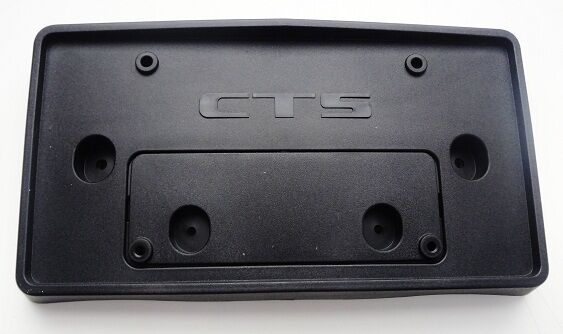 Cadillac Cts Sedan 2011 License Plate Mount Bracket Ebay