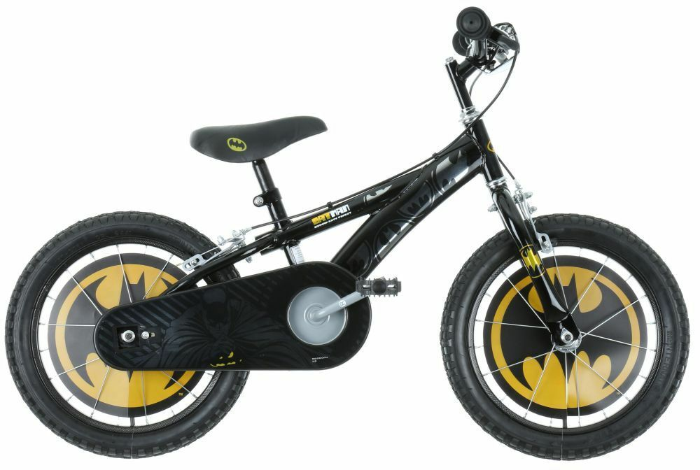 Batman Boys Bike Bicycle 16 Quot Inch Wheels Caliper Brakes