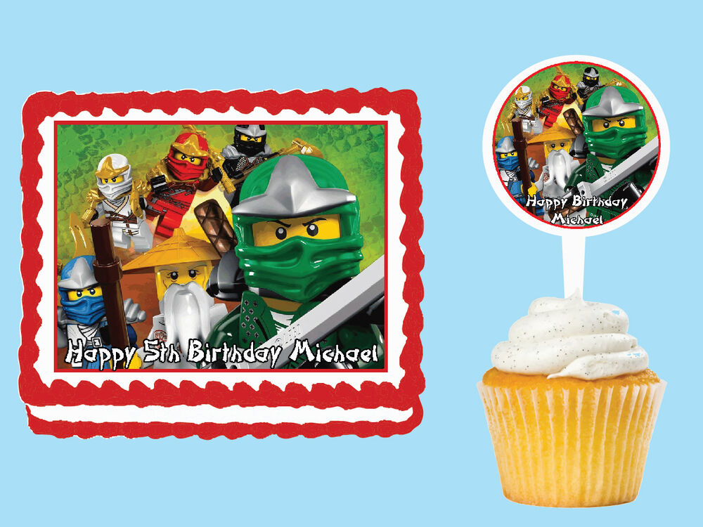 Plastic Birthday Cake Toppers