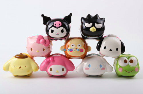 Sanrio kitty my melody pig piggy bank mini ceramic coin for Mini piggy banks