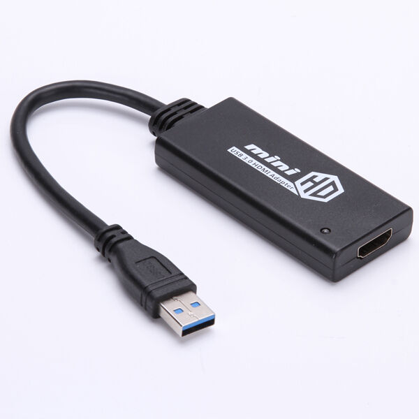 hd 1080p usb 3 0 to hdmi video cable adapter converter for pc laptop no driver 607983195510 ebay. Black Bedroom Furniture Sets. Home Design Ideas