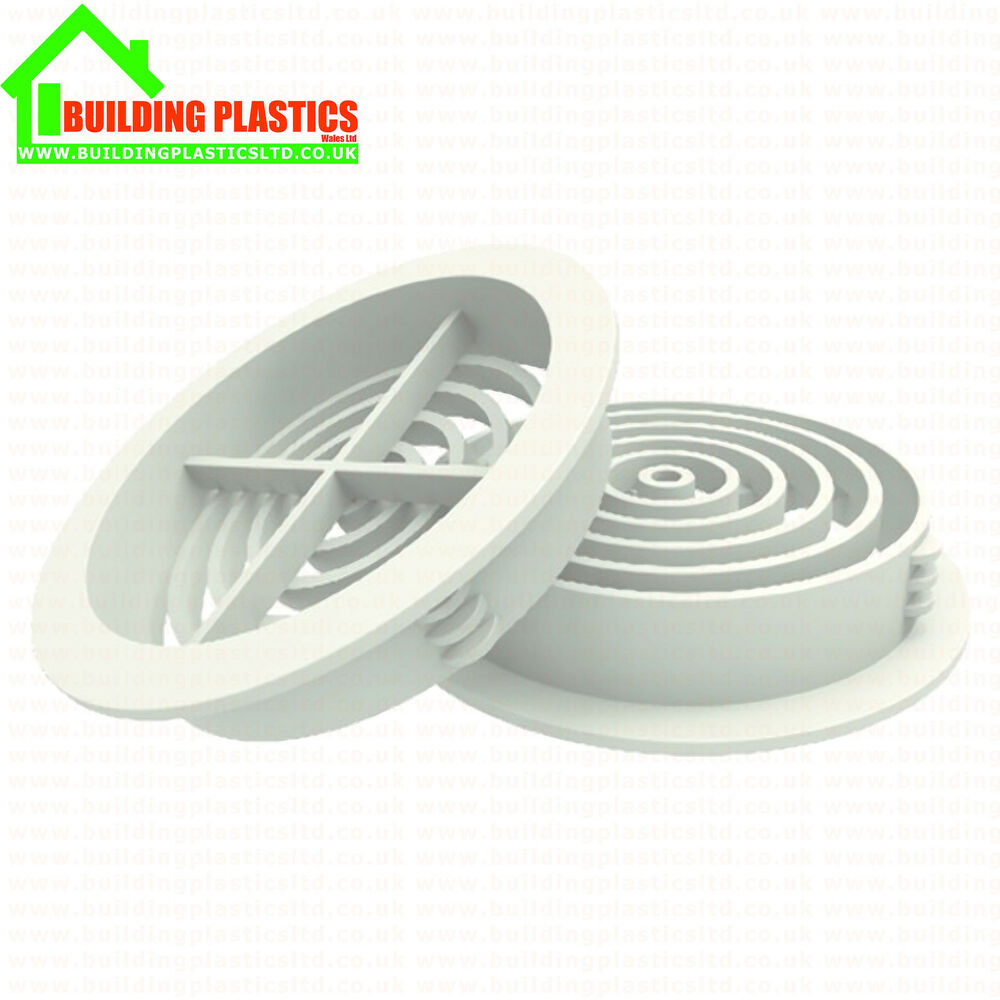 Air Ventilator Board : Mm white soffit roof air vent upvc board